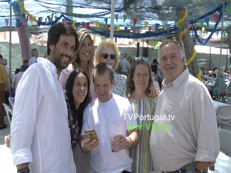 Tradicional Sardinhada da Junta de Freguesia Cascais Estoril 2019, Pedro Morais Soares, Cascais, Carlos Carreiras, Televisão, Portugal