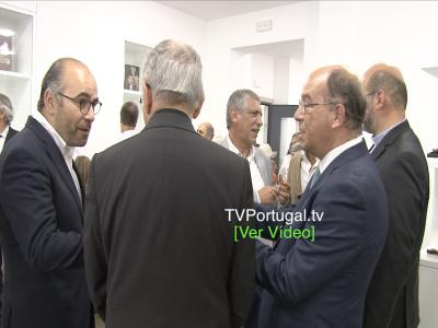 Inauguração do Novo Centro Paroquial de Cascais, D. Manuel Clemente, Carlos Carreiras, Padre Nuno Coelho, Cascais tv, Televisão, Portugal