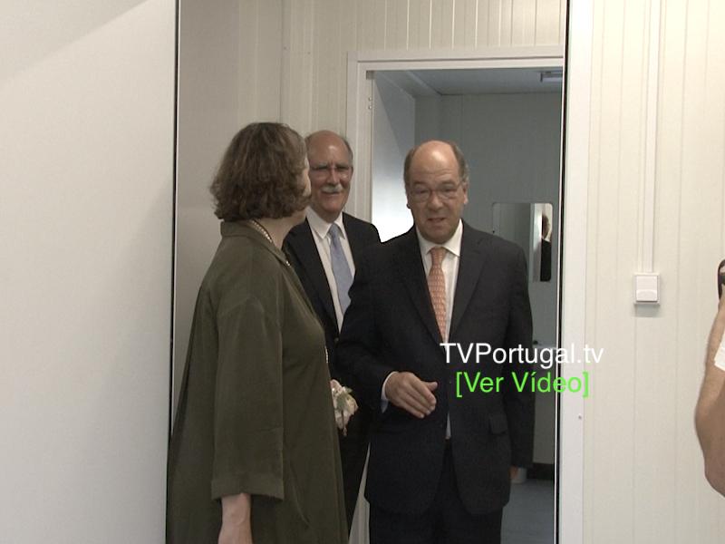 Inauguração do Centro de Respostas Integradas, Equipa de Tratamentos de Carcavelos, Carlos Carreiras, Cascais tv, Televisão, Portugal