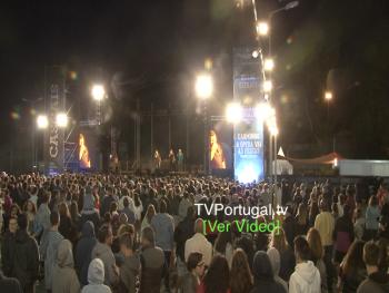 Festas de Carcavelos e Parede, ESTRACA, Nuno Alves, Ana Loureiro Raimundo, Cascais tv, Televisão, Portugal, Reportagem, Festas