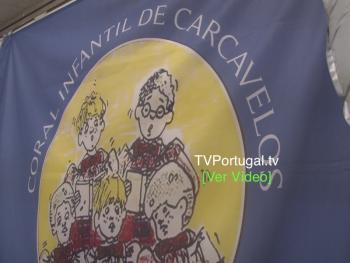 Festas de Carcavelos & Parede, Coral Infantil de Carcavelos, Joana Pedro, Cascais, Televisão, Portugal, Nuno Alves, União de Freguesias