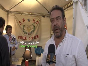 Festas de Carcavelos & Parede, SMUP - Sociedade Musical União Paredense, Nuno Alves, Manuel Branquinho, Cascais, Televisão, Portugal