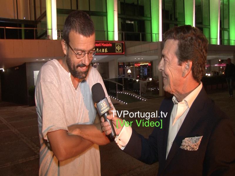 Grandes Concertos do Casino Estoril, Miguel Araújo, Entrevista, Cascais, Televisão, Portugal, Lounge D, Reportagem, Tv Portugal