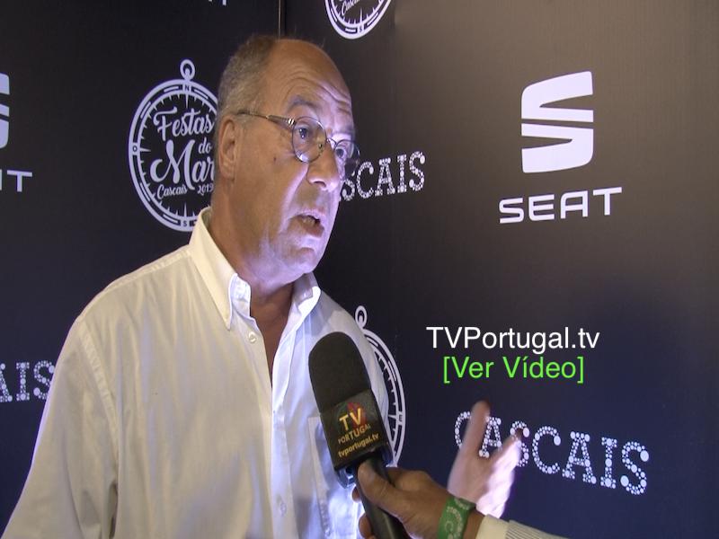 Festas do Mar Cascais 2019, Carlos Carreiras, Presidente CM Cascais, Televisão, Reportagem, Ana Moura, Portugal, Televisão