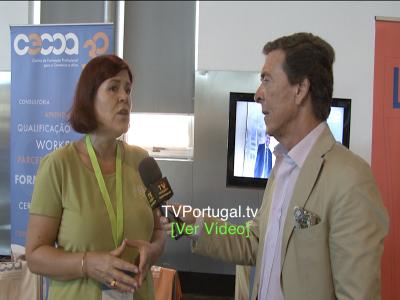 EXPO`Cascais 2019, Montra de Empreendedorismo, CECOA, Sílvia Coelho, Centro de Congressos Estoril, Cascais tv, Televisão, Portugal