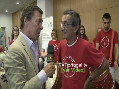 EXPO`Cascais 2019, Montra de Empreendedorismo, TOCÁ RUFAR, Rui Júnior, Cascais tv, Portugal, Televisão, Reportagem, Centro de Congressos Estoril