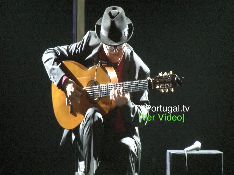 Lounge D Casino Estoril, José Luís Montón, Festival Flamenco 2019, Portugal, Cascais tv, Televisão, Flamenco, Guitarra Flamenca