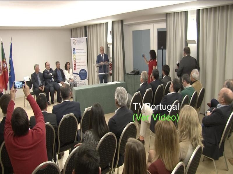 Associação Empresarial de Cascais - AECC | Tomada de Posse Orgãos Sociais, Cascais, Televisão, Reportagens, Cascais, Portugal
