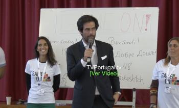 Pedro Morais Soares, Game On, Convívio Intergeracional, JF Cascais - Estoril, Game On, Cascais tv, Portugal, Televisão, noticias, Lisboa, Reportagens