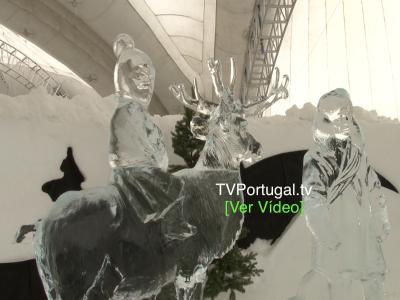 Oeiras Capital do Natal, 29 de Novembro a 12 Janeiro, Isaltino Morais, Passeio Marítimo Algés, Portugal, Televisão, Natal 2019