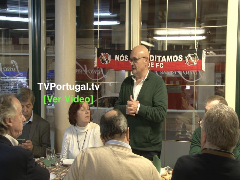 Apresentação da Candidatura aos Órgãos Sociais do Parede Football Club, João Salgado, Eleições, Hoquei do Parede, Televisão, Portugal, Cascais