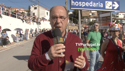 Carnaval 2020 | Malveira da Serra e Janes, Carlos Carreiras, Televisão, Portugal, Cascais, Reportagem, 40 anos, Carnaval com História