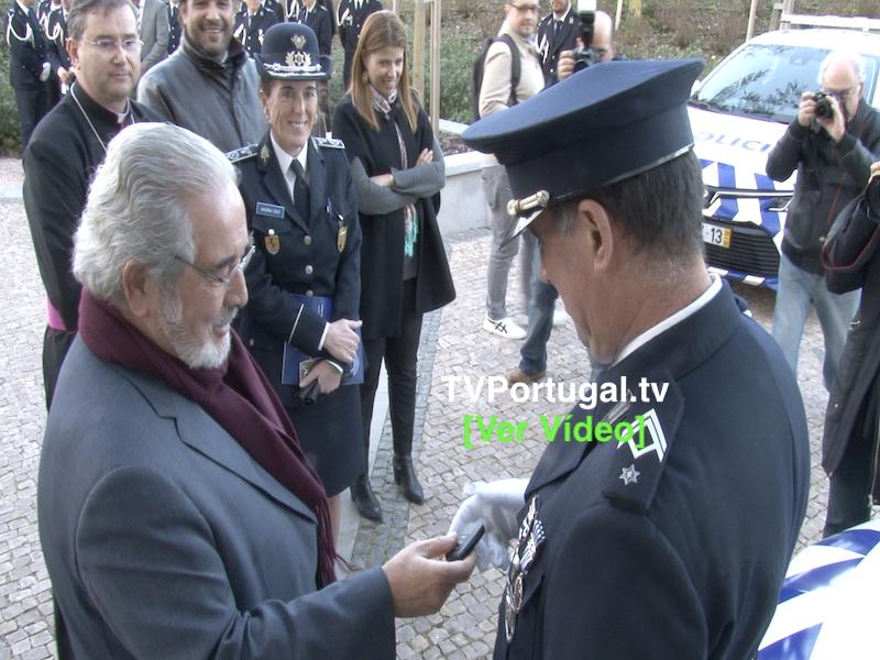 66.º Aniversário da Divisão Policial de Oeiras, Entrega de Viaturas e Reconhecimento Profissional, Oeiras, Isaltino Morais, Portugal, Televisão