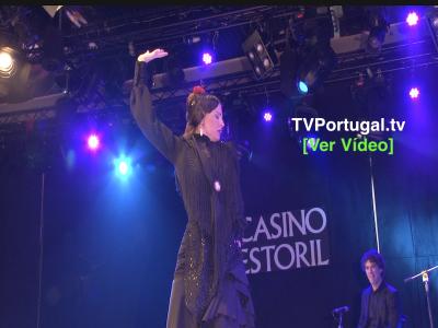 """""""Festival Flamenco"""" no Lounge D do Casino Estoril, Cascais, Portugal, Televisão, Lucía Ruibal, Sevilha, Espanha, Málaga, Reportagem"""