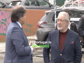 COVID 19 | Oeiras Abre Centro de Testes em Algés e Tenda e Triagem em Paço de Arcos, Isaltino Morais, Portugal, Televisão