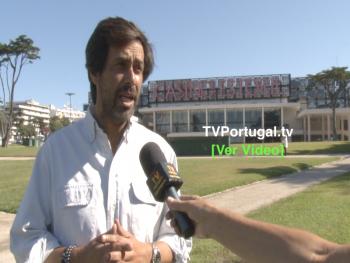 Envelhecimento Activo   Aula de Ginástica ao Ar Livre   JF Cascais-Estoril, Pedro Morais Soares, Jardinss do Casino Estoril