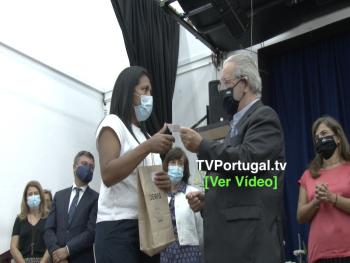 13 Famílias de Oeiras Recebem as chaves das Suas Novas Casas, Isaltino Morais, Oeiras, Francisco Rocha Gonçalves, Televisão