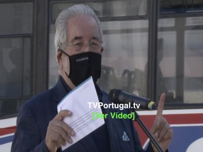 Oeiras Aposta no Conforto Urbano das Ruas do Concelho, Isaltino Morais, Francisco Rocha Gonçalves, Portugal, Oeiras, Televisão