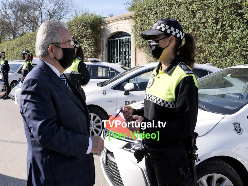 19.º Aniversário da Polícia Municipal de Oeiras | Bênção da Nova Frota da Polícia Municipal, Portugal, Televisão, Oeiras