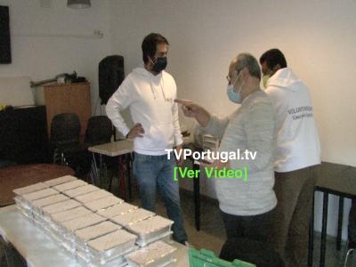 Cascais e Estoril na Linha da Frente Solidariedade Social, Pedro Morais Soares, Televisão, Portugal, Cascais