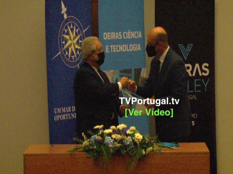 Município de Oeiras Vai Recuperar e Potenciar Campus da Escola Superior Náutica, Isaltino Morais, Francisco Rocha Gonçalves, Portugal