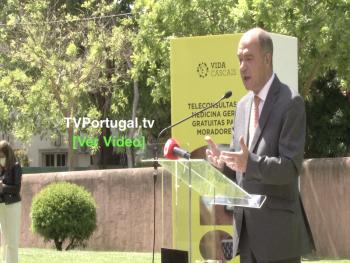 Vida Cascais | Serviço Local de Saúde e Solidariedade Social, Carlos Carreiras, Portugal, Televisão, Cascais