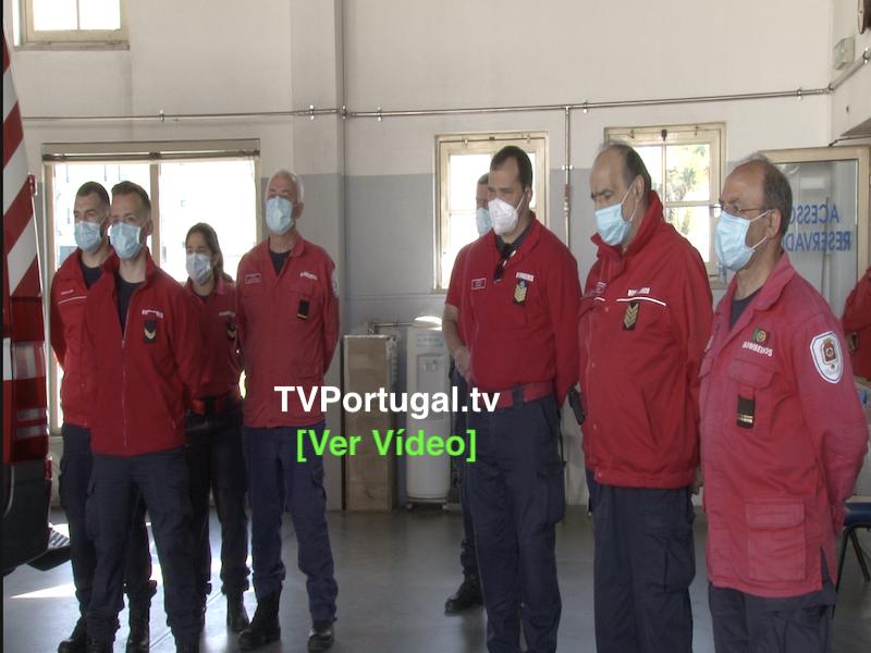 Dia Internacional do Bombeiro | Entrega de Equipamento | AHBV Cascais, Pedro Morais Soares, Carlos Carreiras, Televisão, Portugal, Cascais