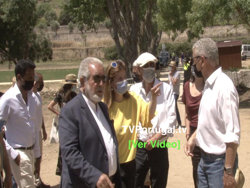Dia de Portugal, de Camões e das Comunidades | Mostra Pública Quinta de Cima do Marquês de Pombal, Portugal, Oeiras, Televisão
