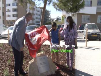 Inauguração do Parque Infantil e Jardim de Talaíde, Televisão, Cascais, Portugal, Reportagem, Carlos Carreiras