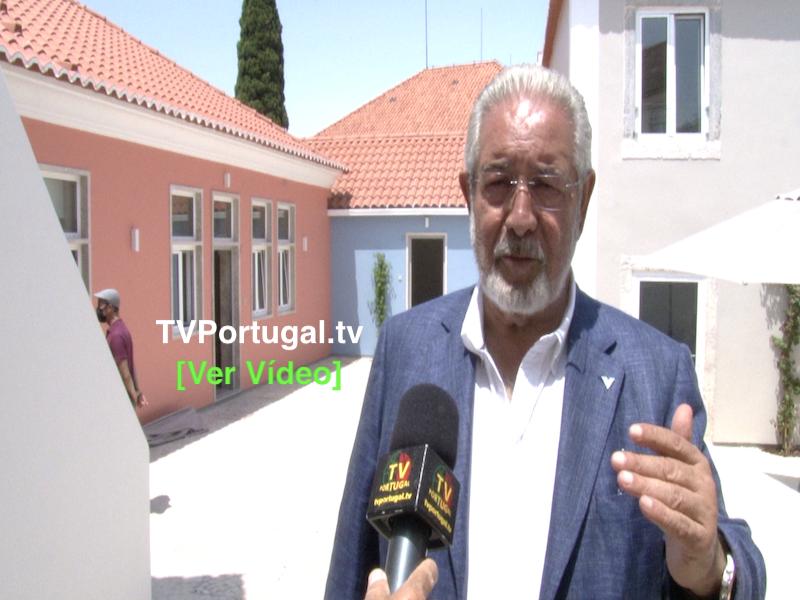 Mais Habitação Jovem no Centro Histórico de Oeiras, Portugal, Televisão, Oeiras, Isaltino Morais, Francisco Rocha Gonçalves