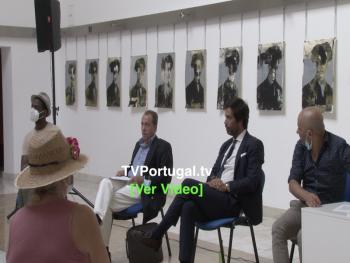 Palestra da Exposição Estoril Futurista | Guilherme Santa-Rita, Pedro Morais Soares, Portugal, Televisão, Cascais
