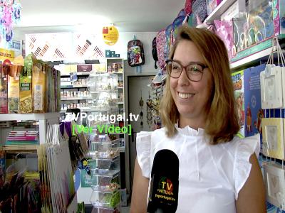 Iniciativa Solidária | Papelaria Dinis | Kits Escolares, Portugal, Televisão, Cascais, Notícias, Reportagem