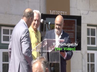 Homenagem da Câmara Municipal de Cascais ao Parede Foot-Ball Clube, Fernando Piedade, Carlos Carreiras, João Salgado