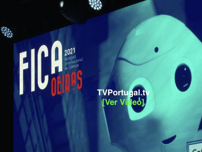 1.º Festival Internacional de Ciência de Portugal FIC.A 12 a 17 Outubro - Oeiras, Portugal, Oeiras, Televisão, Reportagem, Isaltino Morais