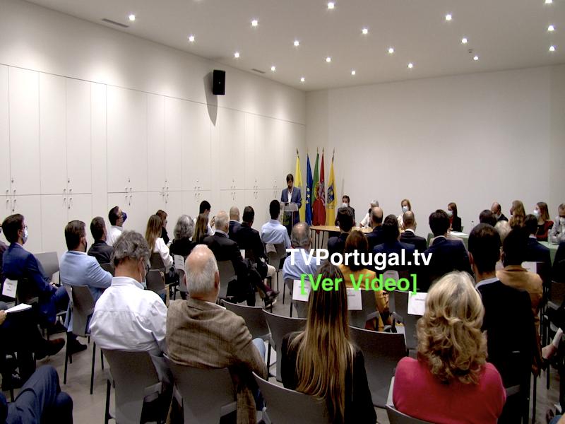 Acto de Tomada de Posse | Orgãos Autárquicos | Junta de Freguesia de Alcabideche, Portugal, Cascais, Televisão, Reportagem