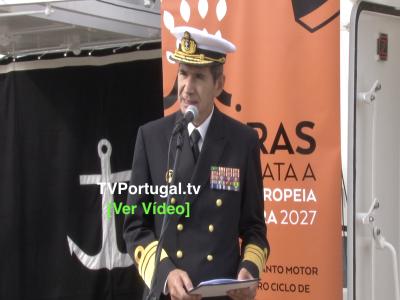 Navio Escola Sagres | Jorge Barreto Xavier | Oeiras Capital Europeia da Cultura | Oeiras 27, Portugal, Televisão, Oeiras, Reportagem